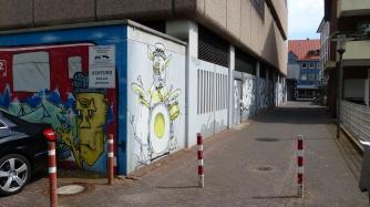 """Stadtbild""; Projekt IPE und Virtuell-Visuell (2009)"
