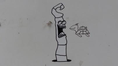 Mr. Earthworm