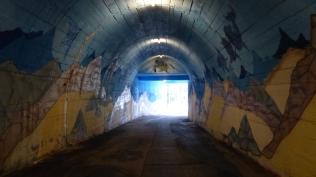 Tunnel Grunertstraße / Raumerstraße; work in progress