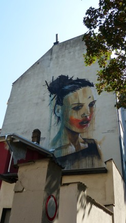 Urban Heroes Festival 2016; Martin Bender aka BNDR; Moltkestraße 21A