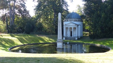 Chiswick House & Gardens; Orange Tree Garden