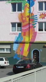 Storpviertel; Storp 9 (Gigo Propaganda & Moni van Rheinberg) 2005