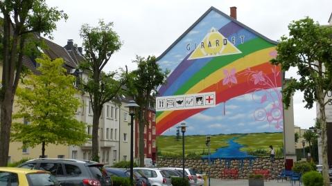 Girardet Haus; Ingo Ahlborn aka DEMON