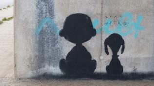 """Stencil; L.E.T. """"Stay Weird"""""""