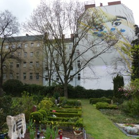 Wedding Walls; Turiner Straße 19; James Bullough x Karl Addison 2011