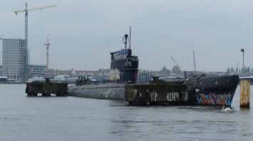 NDSM Werft; U-Boot