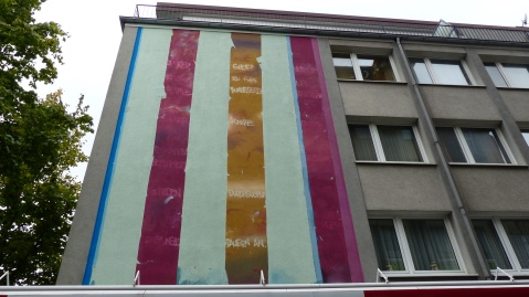 UFAM Ruhr; Kasteienstrasse / Rottstrasse; Martin Domagala x Roman Kochanski