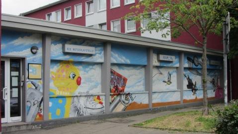 Raum 58 - die Notschlafstelle für Jugendliche in Essen; Gabor Doleviczenyi; Zinnober