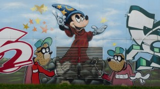 Magic Mickey & Beagle Boys; DEMON ART