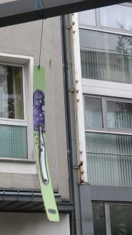 Stadtzeichen Stahl; PILZ