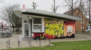 Pommes Minister; Frankenstraße 71