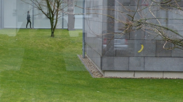 Folkwang Museum; Thomas Baumgärtel aka BANANENSPRAYER