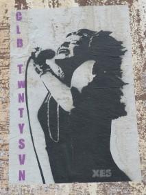 XES; CLUB 27, Janis Joplin