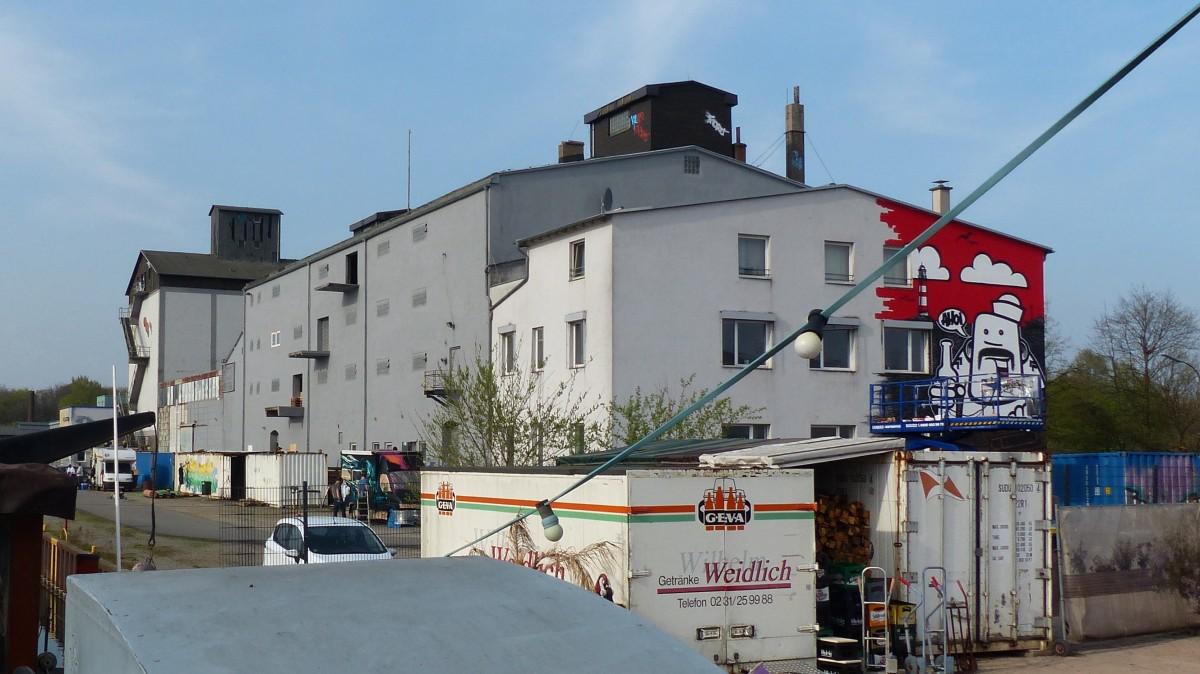 Hamburg has lost one of his inhabitants | streetartwalks