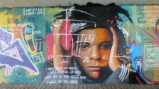 CREIS x B-FREE x CEBU x OBSKUR x COR; Basquiat Style