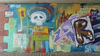 CREISx B-FREE x CEBU x OBSKUR x COR; Basquiat Style
