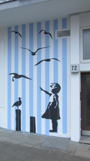 Gutenbergstraße 72; Unknown Artist