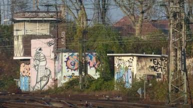 Stellwerk, Essen West Ewf; ADD ENTRY et al.