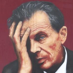 "Spandau; Alte Post; MOE79 ""Aldous Huxley"""