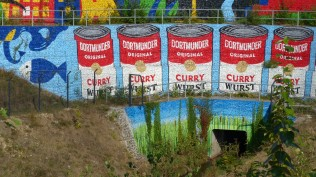 Anna Hauke, die Urbanisten e.V., Art Is Just A Four Letter Word, David Weinkauf, Karla Christoph, Masmedia Dortmund, More Than Words