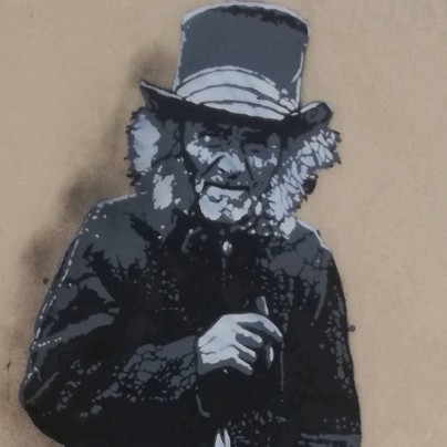 Stencil; Edward von Lõngus