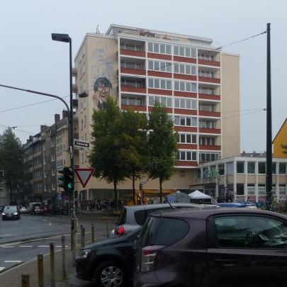 LEGLOS HaUS: Lindenstraße 95, Tom Brane