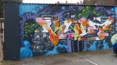 Pottwall Jam; Backyard Bochumer Straße 94-98; EBS KNUT