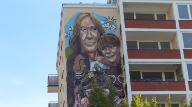 LEGLOS HAUS: Lindenstraße 95; Tom Brane aka TEER1