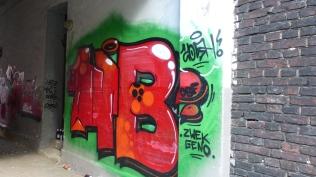 Pottwall Jam; Doorway Bochumer Straße; ZWECK GENO