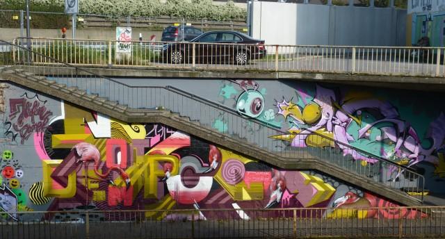 Hafendampf 2014; DEMON & THE TOP NOTCH; Oliver Räke aka MAGIC