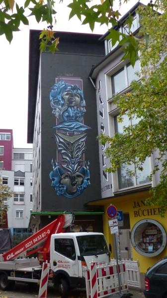TRANSURBAN Bochum; KIBE X BIRD; Brüderstraße 1