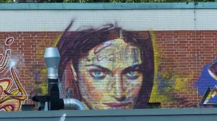 1st Berlin Mural Fest (2018); Mecklenburgische Straße 32