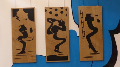 "Hin & Weg - Die Wandergalerie ""Graffiti & Streetart Edition #1""; PAYIT"