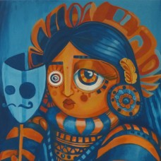 "Hin & Weg - Die Wandergalerie ""Graffiti & Streetart Edition #1""; Ursula Meyer"
