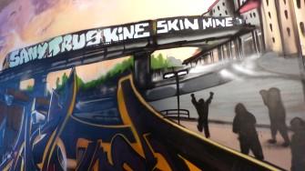 Urban Lines; SANY TRUS SKINE SKIN MINE