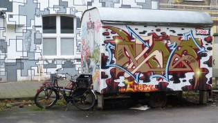 Bauwagen; NOS