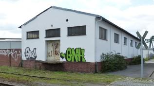 Drehbrückenstraße; SWI GNH