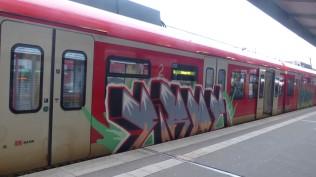 Wholecar; Essen Hbf