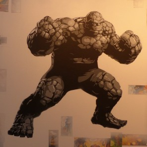 """Sold Out Gallery group show """"Stan Lee Tribute Show"""""""