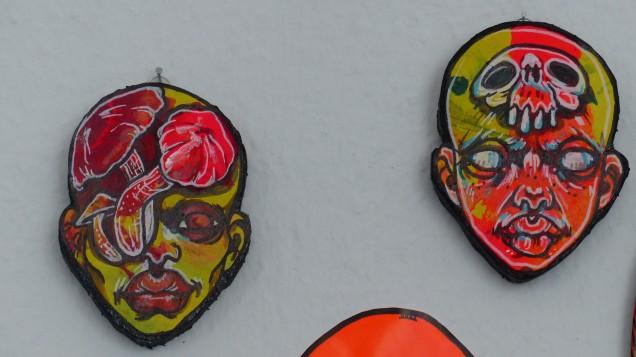 Alibi Essen; Zentralkommitee für Straßenkunst; CREEPKOLLEKTIV