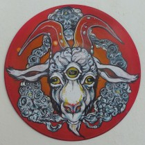 Alibi Essen; Zentralkommitee für Straßenkunst; Vinyl-Art CREEPKOLLEKTIV
