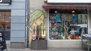 Danziger Straße; EL BOCHO