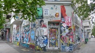 Simplonstraße / Dirschauerstraße